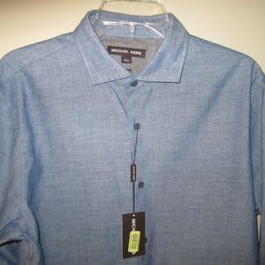 Michael Kors Slim Fit Shirt